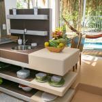 Earth Villa kitchen