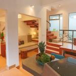 Air Villa Living room