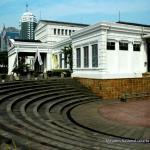 Museum Nasional Jakarta - front terrace