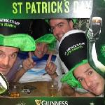 Paddys day