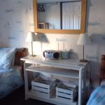 Beautiful newly done up room - love the décor!