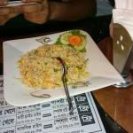 Jumelie egg fried rice