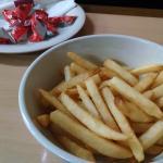 Basic fries.