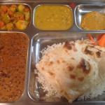 Lunch Special-Dal Makhani