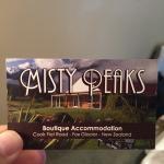 Foto de Misty Peaks