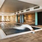 Georg Ots Spa hotel pools and saunas