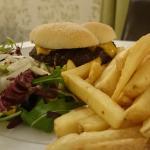 Lochailort Venison Burger