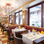 Brasserie Steiger im Hotel Basel