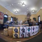 Foto de Green Mountain Coffee Cafe & Visitor Center