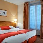 Timhotel Paris Gare Montparnasse - Comfort Twin Room / Chambre Twin Confort