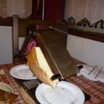 Raclette typique