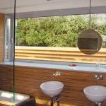 Living Suite - Badezimmer mit Whirlwanne & Doppeldusche