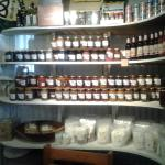 Local jams and preserves for sale