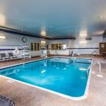 Our pool and hot tub are handicap accessible.