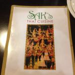 Photo de Sak's Thai Cuisine
