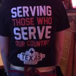 Texas Roadhouse supports veterans