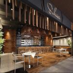 Opening Day for Solace Bar & Restaurant at Salacia Waters - Paradise Point.  We had a magnificen