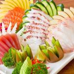 Combinado de sashimi