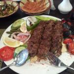 Kurdish Kebab (Samad Kebab)