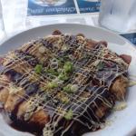 Okonomiyaki at J Kitchen Kings Beach