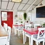 The Potting Shed Cafe at Thornes