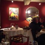 Delightful experience. dining alone and the three guys were so welcoming and friendly. Food was
