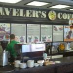 Traveler's Coffee resmi