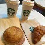 Andorreando Desayuno Starbucks
