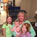 The granddaughters and I are looking froward to the Skippy Jon Jones show !