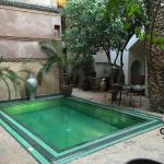 Photo de Riad Palmier