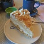 Uriges Töpfercafé. Super leckerer Hausgemachter Kuchen! Wir kommen wieder!