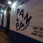 Welcome at Pan & Paz