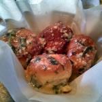 Garlic Buns at Pasta Max