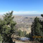 Lariat Loop National Scenic Byway Foto