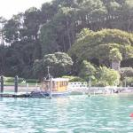 "Boat trip from Paihia to ""the Hole in the Rock"""