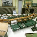 Schaalmodel bootjesbrug / pontonbrug