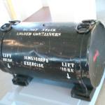 ADM - Atomic Demolition Munition (oefenmijn)