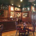 Brief look at the non-bar side of Olde Hickory