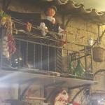 Balconcino pizzeria la fattoria di totuccio