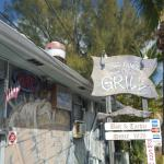 Foto de New Pass Grill and Bait Shop