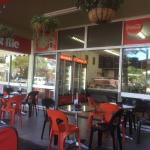 Front view of Eat Me Noosa