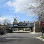 Rosehill Cemetary - Main Entrance