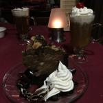 The Chocolate Eruption:deliciously, delightfully, sinfully good!