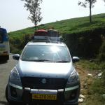 periyar Kerala India recommended driver taxi
