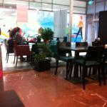 Tables in Monento Karisma