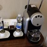 Coffee machine and gifts