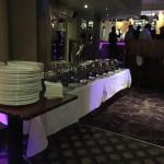 Chilli Bar Team at Club Batchwood