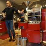 Zonos Kaffeehelden - Die Rosterei