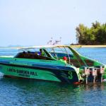 Koh rok  by  ( lanta garden hill  speed boat )