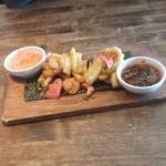 Calamari Delicious App